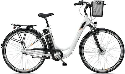 Telefunken E - Bike »Multitalent RC830«, 3 Gang Shimano Nexus Schaltwerk, Frontmotor 250 W kaufen