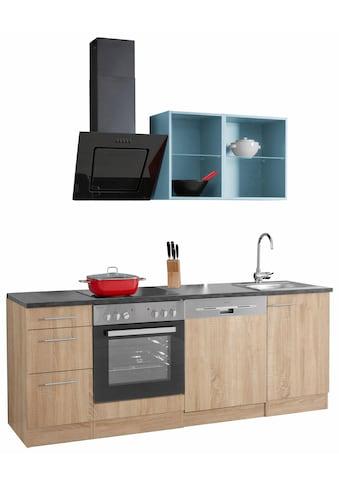 OPTIFIT Küchenzeile »Mini«, ohne E-Geräte, Breite 210 cm kaufen