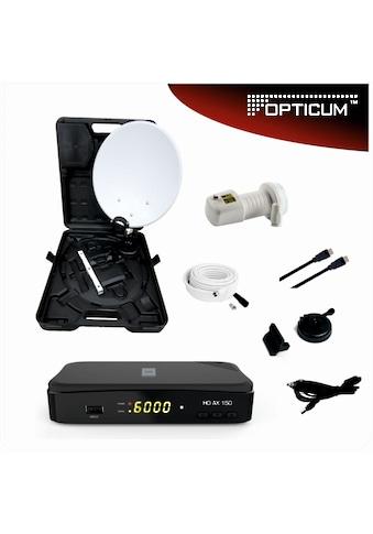 Opticum Red Sat-Spiegel »Camping Sat Anlage AX150 Easyfind« kaufen
