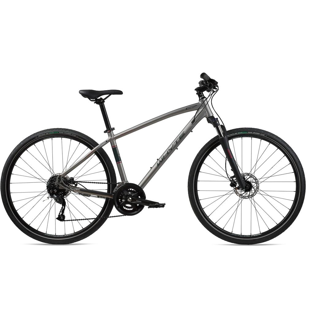 Whyte Bikes Crossrad, Kettenschaltung