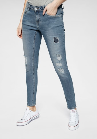 Superdry Skinny - fit - Jeans »CASSIE SKINNY« kaufen