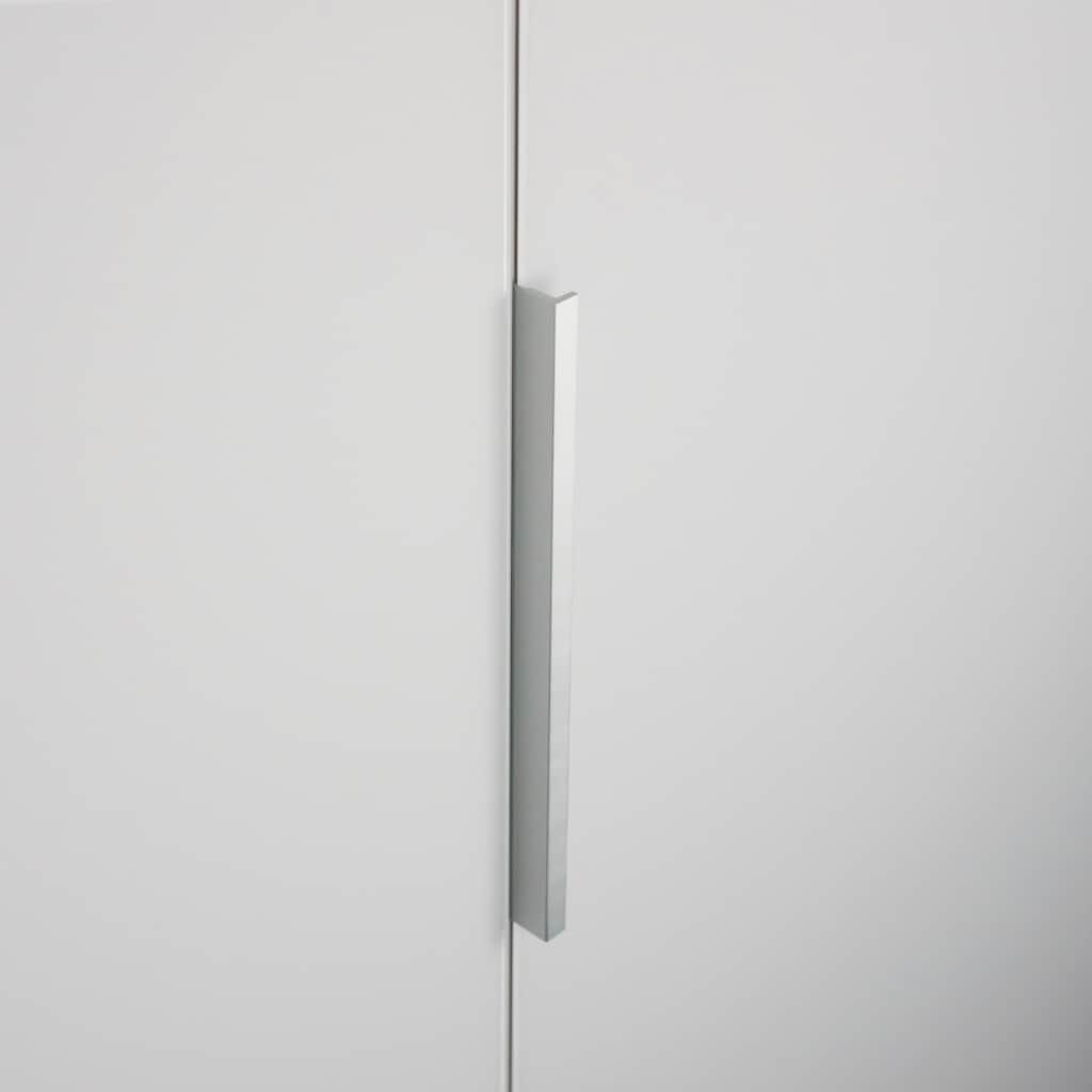 Express Solutions Garderobenschrank »ESCALO«, Zwei Einzel-Elemente - Türanschlag frei wählbar