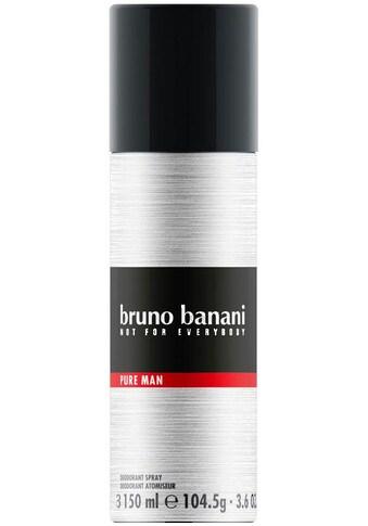 Bruno Banani Bodyspray »Pure Man« kaufen