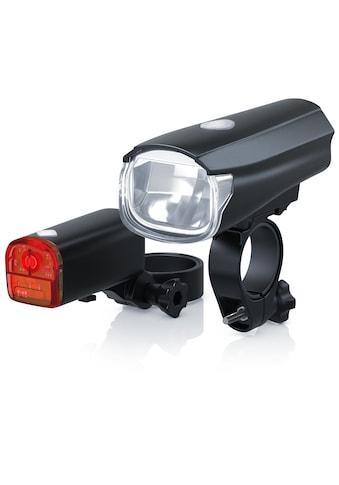 Aplic LED Fahrradlampen-Set mit Front & Rücklicht »StVZO zugelassen / Helle LED mit 30... kaufen