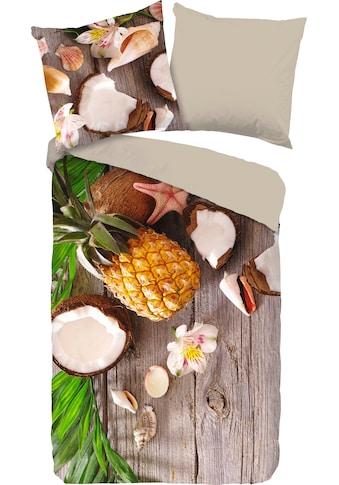 Wendebettwäsche »Coconut«, good morning kaufen
