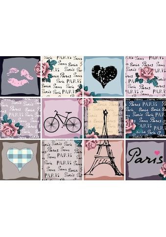 Fliesenaufkleber »Paris« kaufen