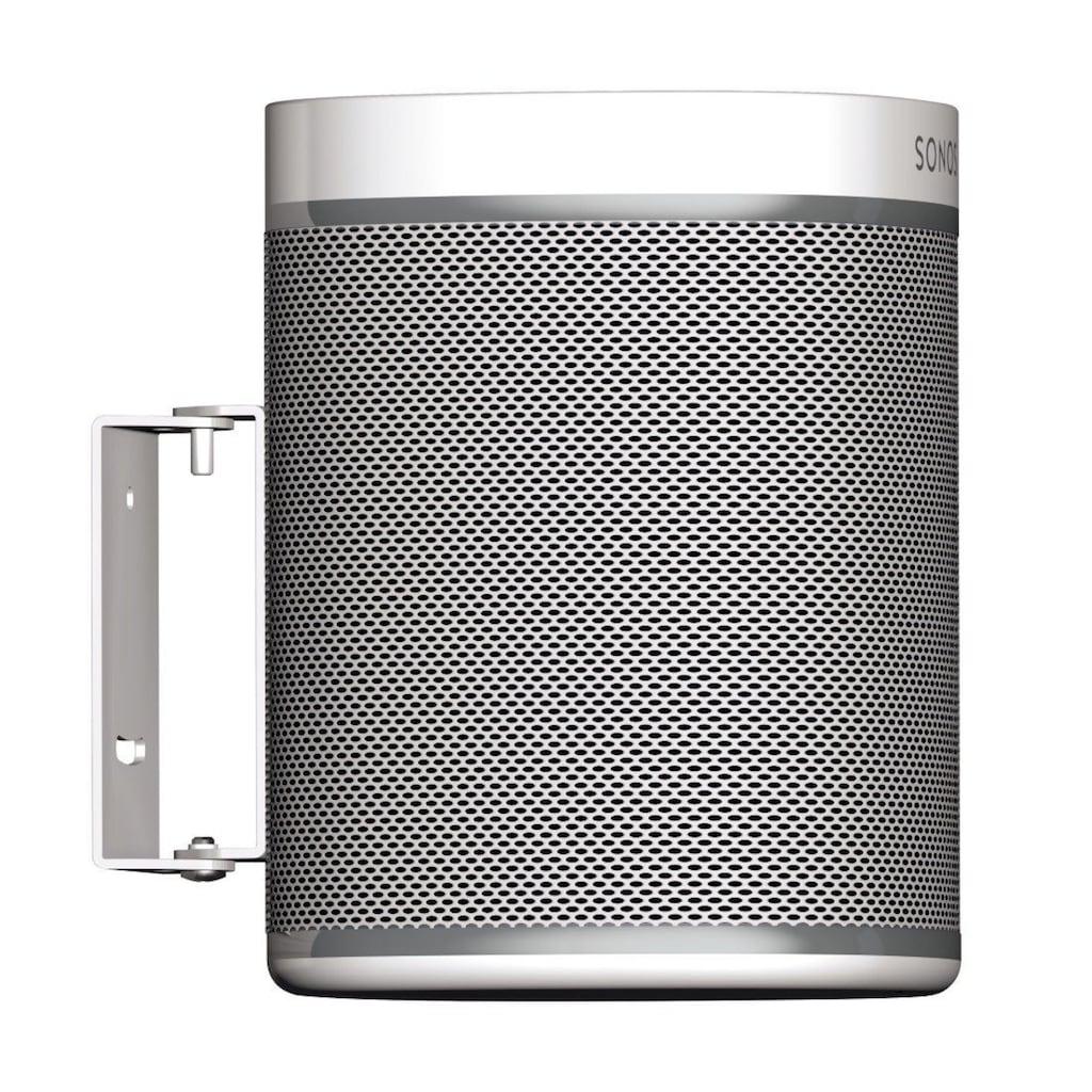 Hama Wandhalterung für Sonos Play:1 Lautsprecher, schwenkbar