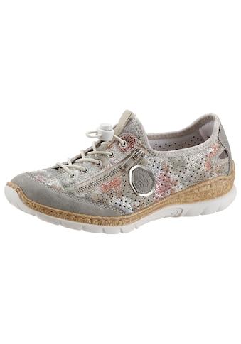 Rieker Slip-On Sneaker, mit buntem Druck kaufen