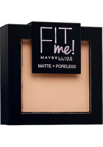 "MAYBELLINE NEW YORK Puder ""FIT ME"" kaufen"