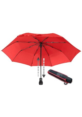 Euroschirm Taschenregenschirm »light trek automatic«, mit integriertem Kompass kaufen