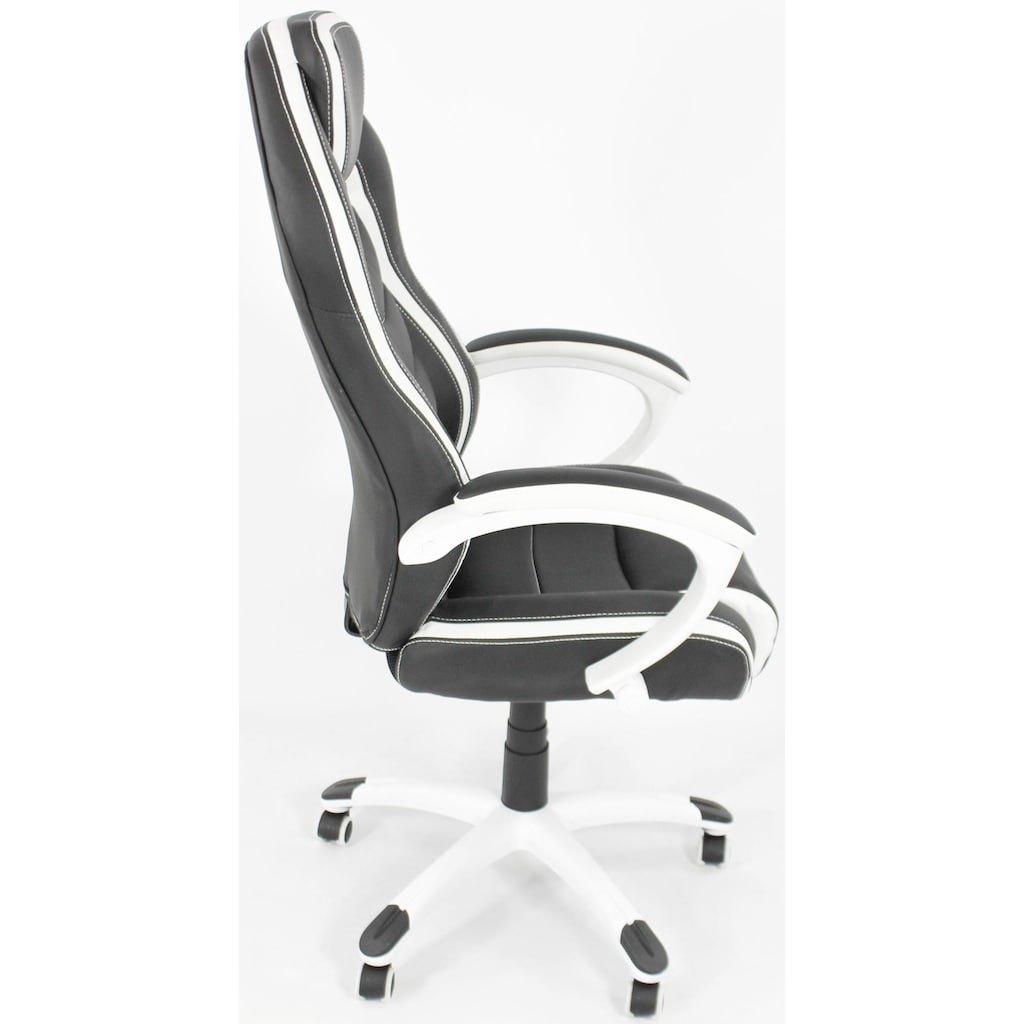 """Homexperts Gaming Chair »Silverstone«, """"Homexperts Chefsessel Silverstone"""""""