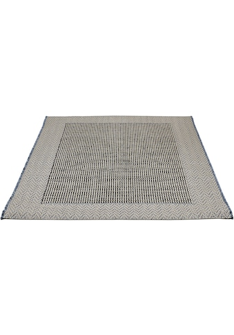 Andiamo Teppich »Clyde 1«, rechteckig, 5 mm Höhe, Flachgewebe, In- und Outdoor... kaufen