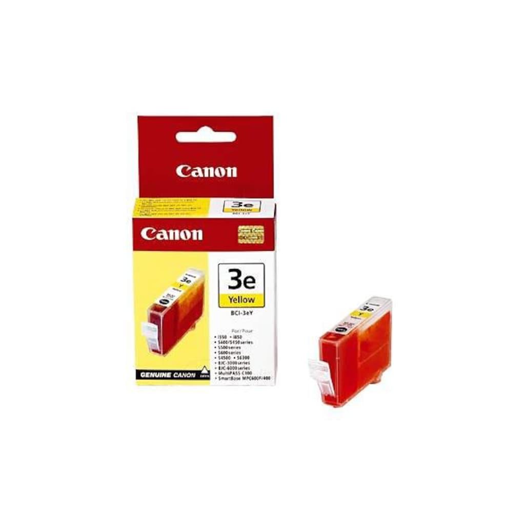 Canon Tintenpatrone »BCI-3E Y«