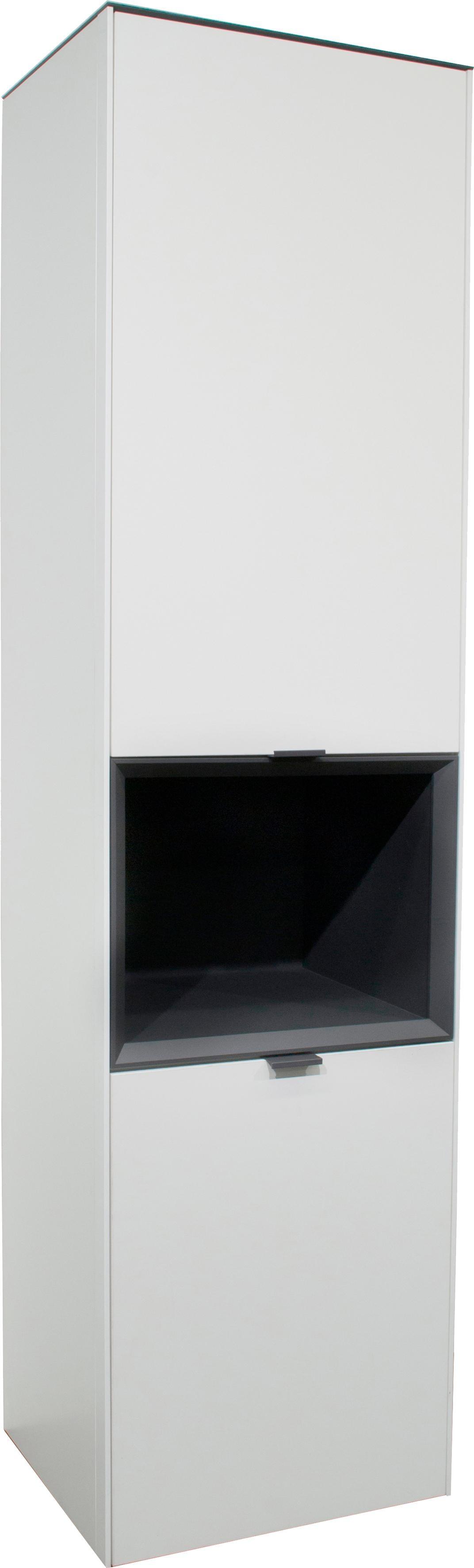 Stauraumvitrine »Micelli«, Höhe 195 cm | Wohnzimmer > Vitrinen > Standvitrinen | QUELLE