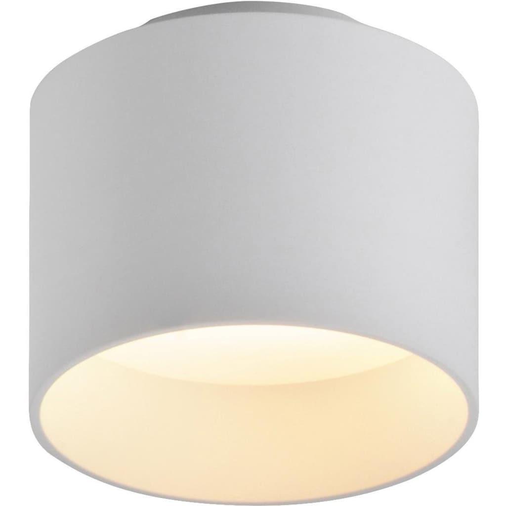 näve LED Aufbaustrahler »Trios«, LED-Board, Warmweiß-Neutralweiß, Warmweiß unten, Neutralweiß oben
