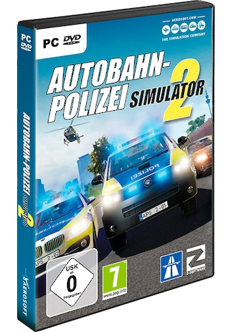 Autobahn Polizei Simulator PC kaufen