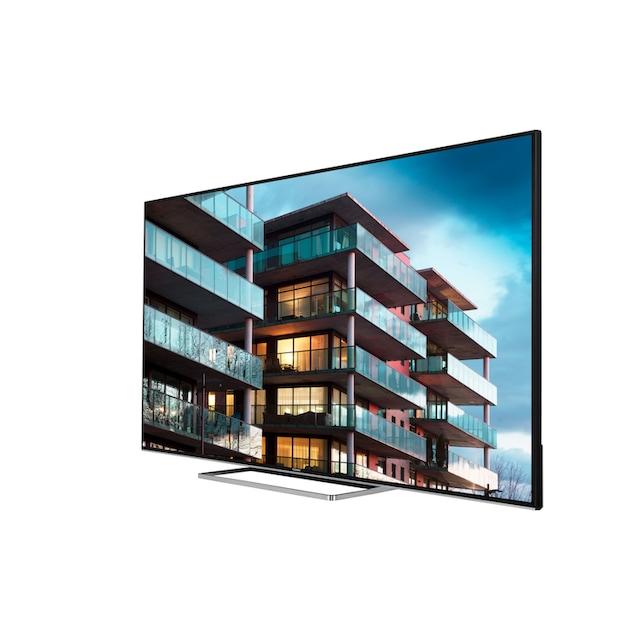 Toshiba LED-Fernseher (65 Zoll, 4K UHD, Smart TV, Triple-Tuner) »65VL5A63DG«