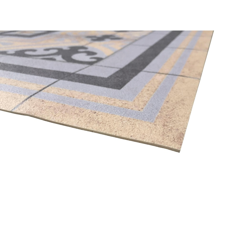ASTRA Vinylteppich »Ludwig 7020«, rechteckig, 2 mm Höhe, In- un Outdoor geeignet