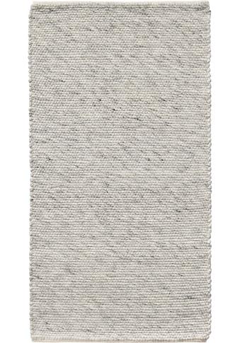Dekowe Wollteppich »Amodian«, rechteckig, 14 mm Höhe, reine Wolle, handgewebt, Wohnzimmer kaufen