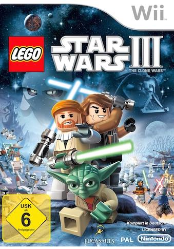 LEGO Star Wars III: The Clone Wars Nintendo Wii kaufen