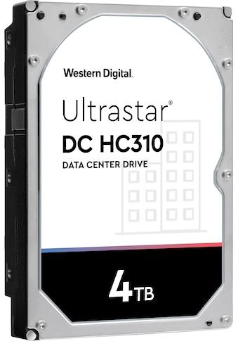 Western Digital »Ultrastar DC HC310 4TB« HDD - Festplatte 3,5 '' kaufen