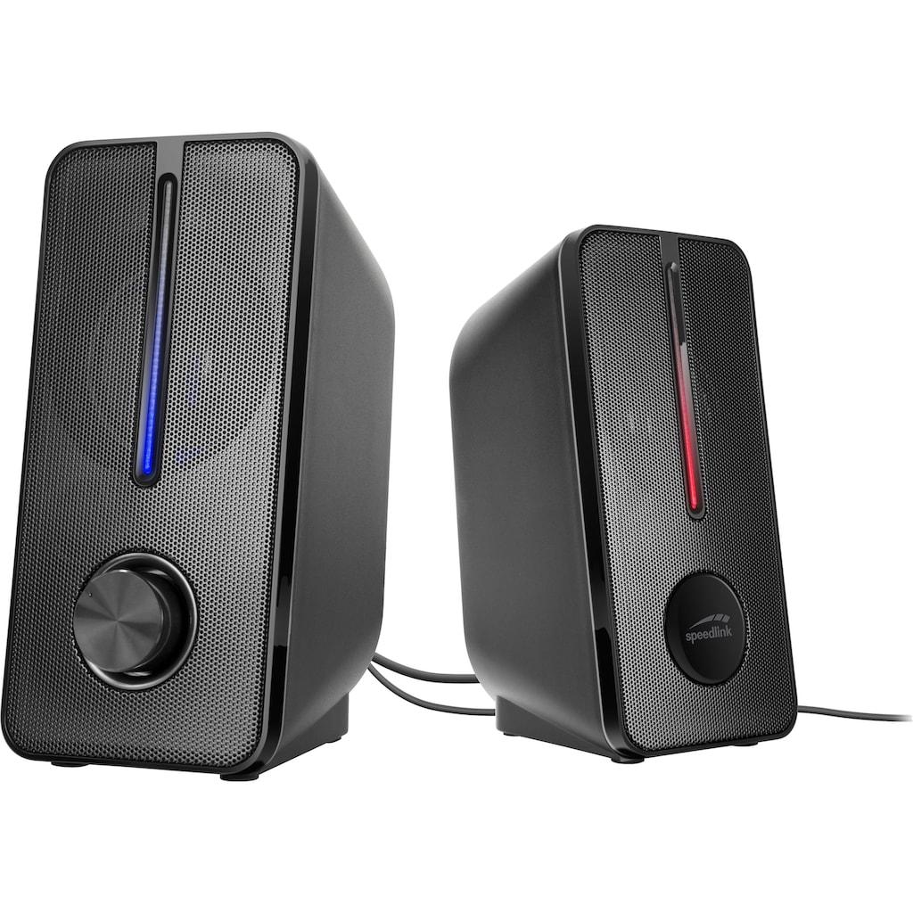 Speedlink Lautsprechersystem »BADOUR«