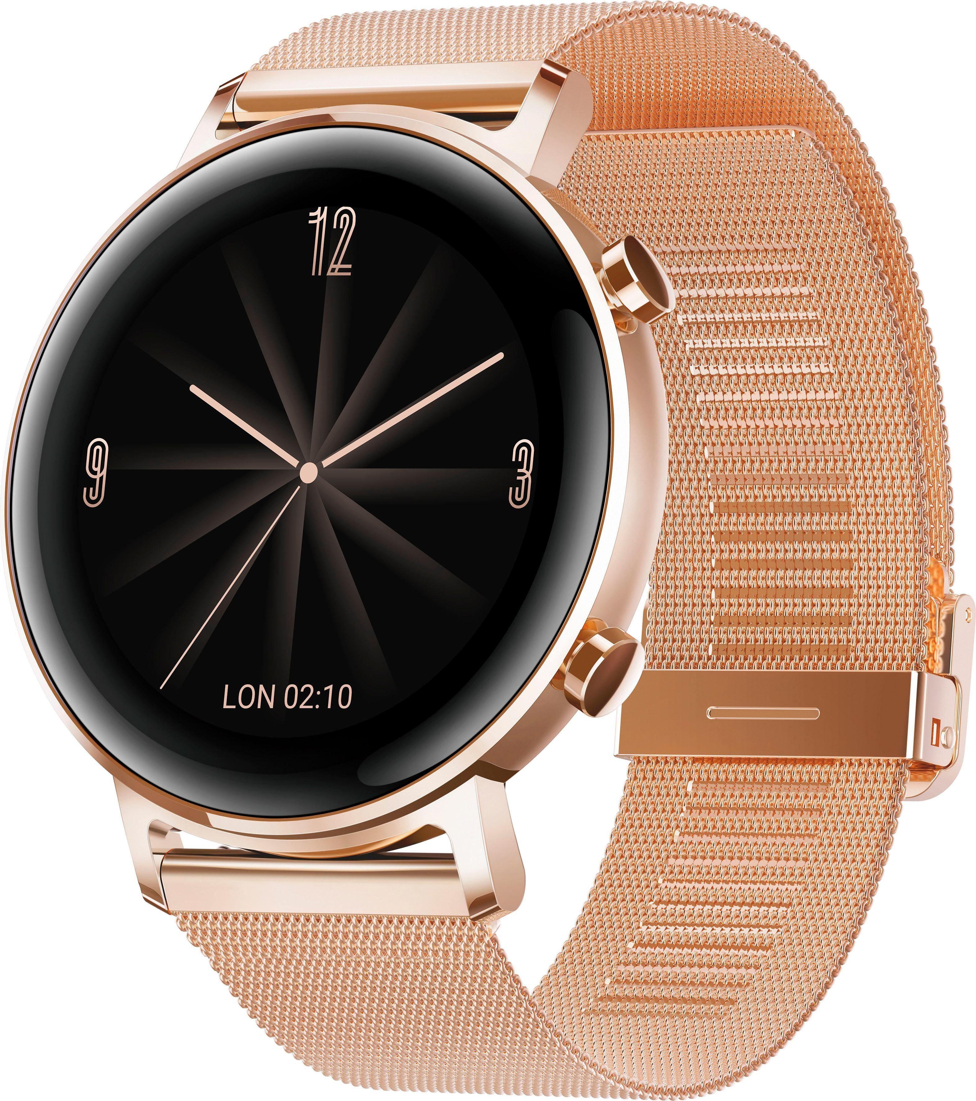 Huawei Watch GT 2 Elegant Smartwatch ( 1,2 Zoll, RTOS) | Uhren > Smartwatches | Huawei
