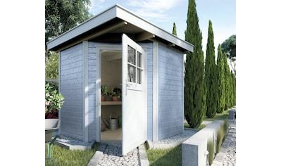 WEKA Gartenhaus »229 Gr.1«, BxT: 244x244 cm, inkl. Fußboden kaufen