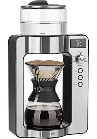 BEEM Filterkaffeemaschine Pour Over mit Kaffeewaage  -  Glas, Papierfilter 1x2 kaufen