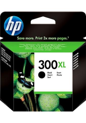 HP »hp 300XL Original Schwarz« Tintenpatrone (1 - tlg.) kaufen