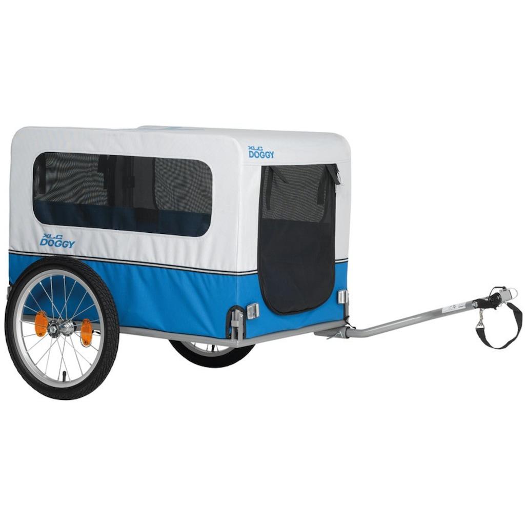 XLC Fahrradhundeanhänger »Doggy Van«