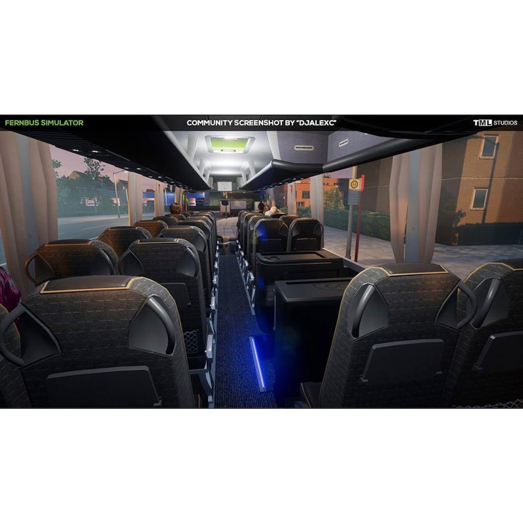 aerosoft Spiel »Der Fernbus Simulator«, PC