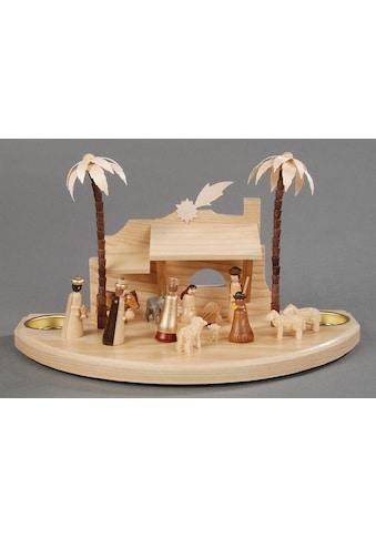 Albin Preissler Teelichthalter »Christi Geburt« kaufen