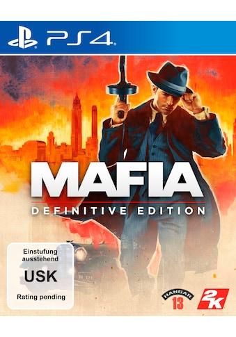 Mafia 1 Definitive Edition PlayStation 4 kaufen