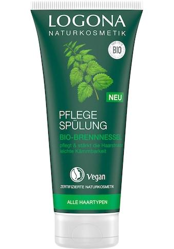 LOGONA Haarspülung »Logona Pflege Spülung Bio-Brennnessel« kaufen
