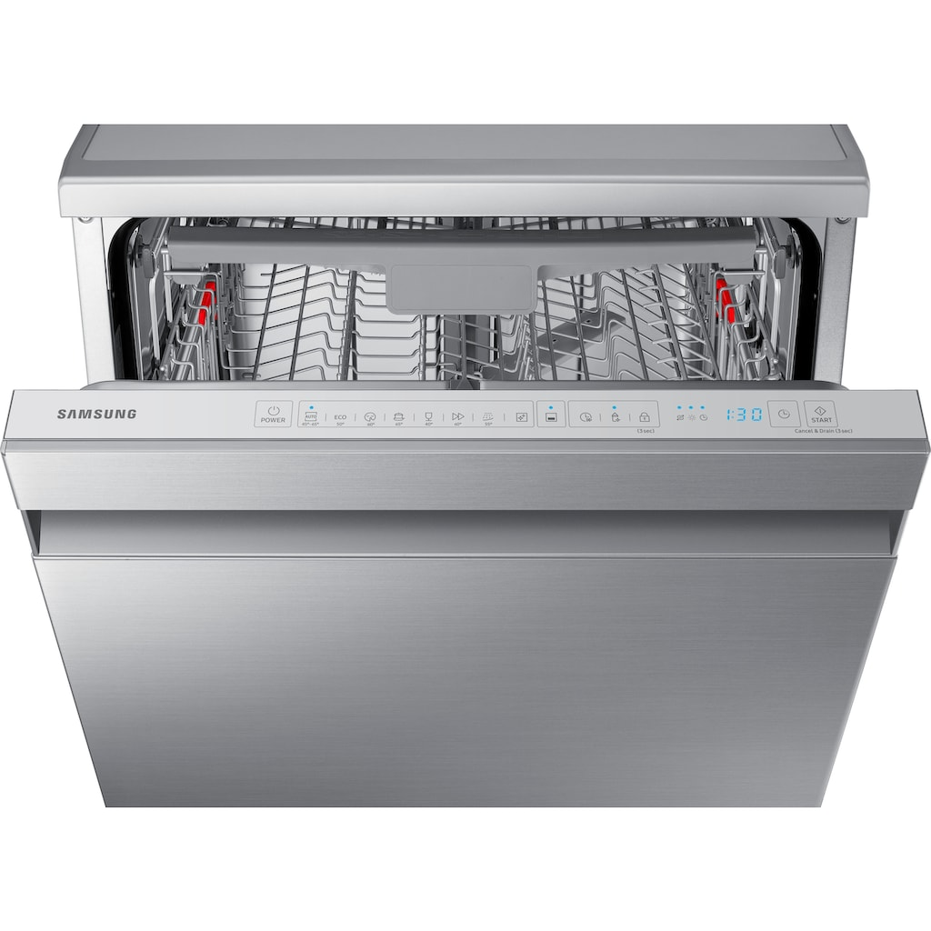 Samsung Standgeschirrspüler »DW60R7050FS/EC«, DW60R7050FS, 14 Maßgedecke