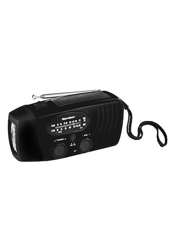 Karcher Radio »KR 110«, ( AM-Tuner-FM-Tuner ) kaufen
