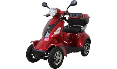 Rolektro Elektromobil »Rolektro E - Quad 25«, 1000 W, 25 km/h (mit Topcase) kaufen
