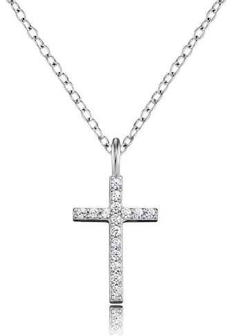 Engelsrufer Kreuzkette »Glaubensfeste, ENGELSRUFER KREUZ, ERN - LILCROSS - ZI« kaufen