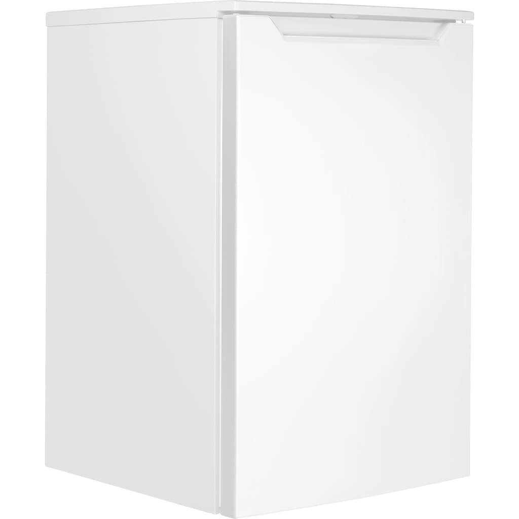 Hanseatic Table Top Kühlschrank, HKS 8555GA3, 85 cm hoch, 55 cm breit