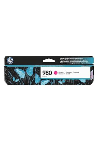 HP Tintenpatrone Nr. 980 »HP D8J08A« kaufen