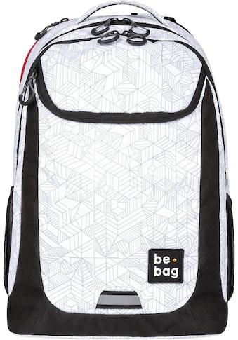 Herlitz Schulrucksack »be.bag be.active, Block by Block«,... kaufen
