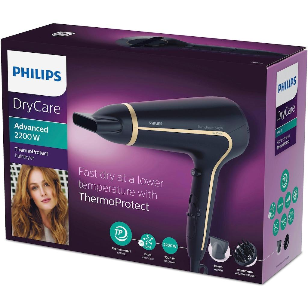Philips Haartrockner »HP8232/20«, 2200 W, 2 Aufsätze, ThermoProtect