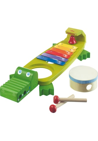 Haba Spielzeug-Musikinstrument »Klang-Kroko« kaufen