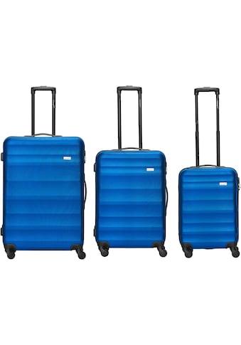 Packenger Trolleyset »Timber, Blau«, (3 tlg.) kaufen