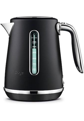 Sage Wasserkocher »the Soft Top Luxe, SKE735BTR, Black Truffle«, 1,7 l, 2400 W kaufen