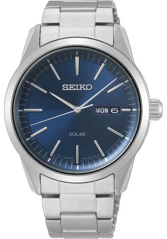 Seiko Solaruhr »Seiko Solar, SNE525P1« kaufen