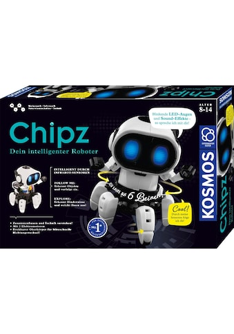 Kosmos Experimentierkasten »Chipz - Dein intelligenter Roboter« kaufen