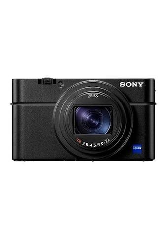 Sony »DSC - RX100 M7« Kompaktkamera (20,1 MP, 8x opt. Zoom, Bluetooth WLAN (Wi - Fi) NFC) kaufen