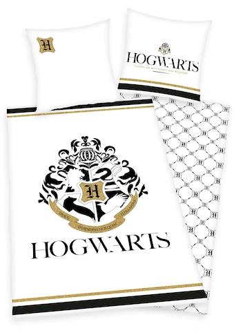Wendebettwäsche »Hogwarts«, kaufen